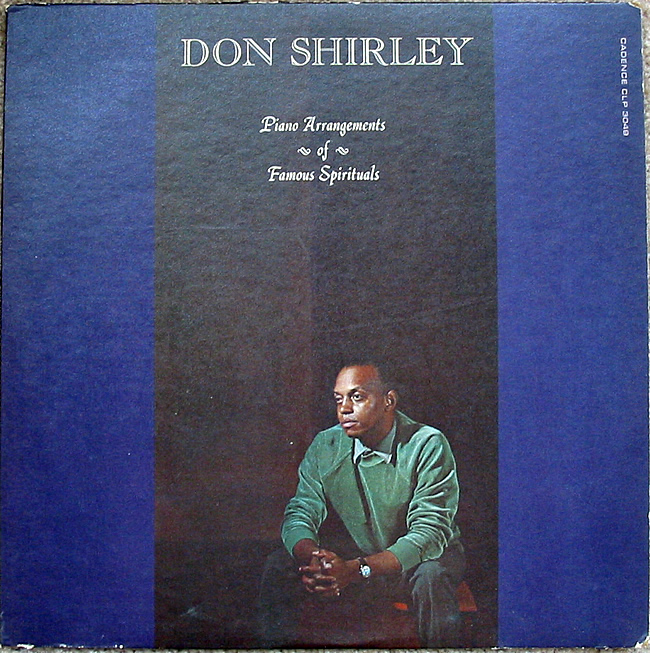 Don Shirley Recordings