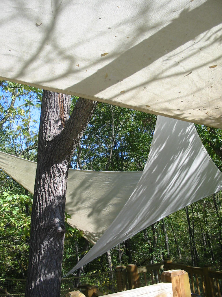 Patio shade for Terrace shade