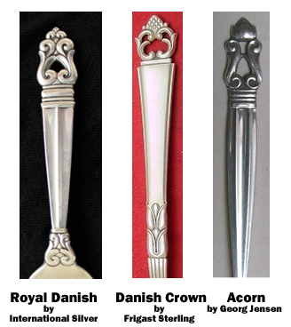 Know your Danish Silverware