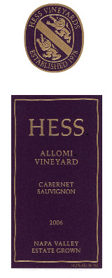 Hess Allomi Vineyard