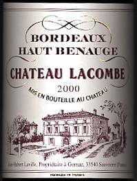 Chateau LaCombe