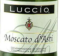 Luccio Moscato d'Asti