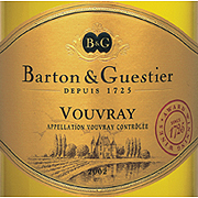 Barton & Guestier (B&G) Vouvray